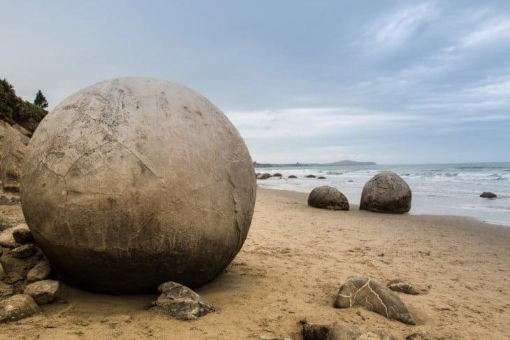 rocas esfera
