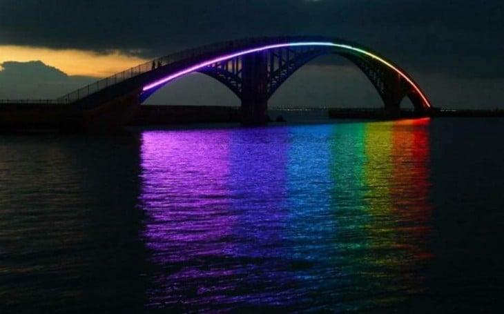 Puente del arcoiris