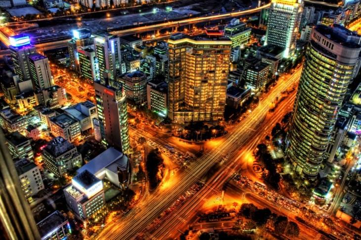 Ciudad mas tecnologica