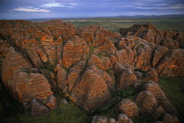 parque de rocas en Australia