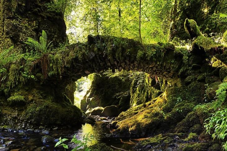 puente de las hadas