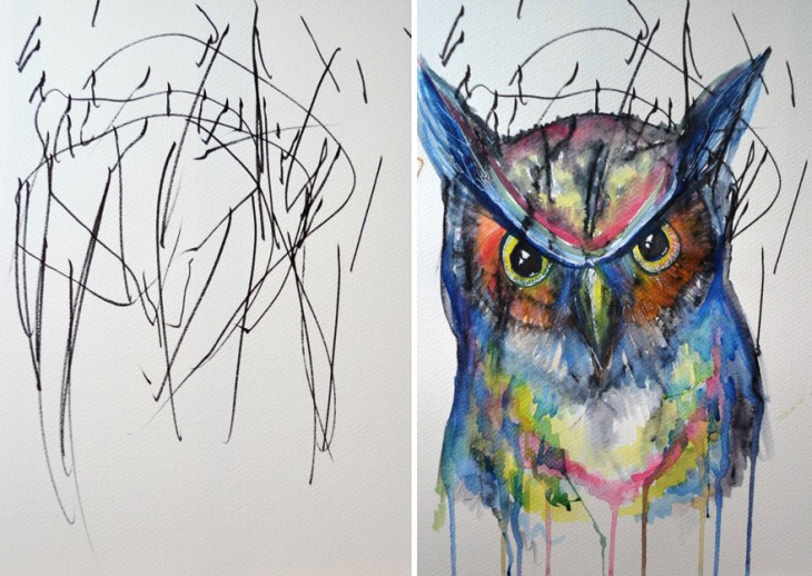 artist-turns-childrens-drawings-into-paintings-4