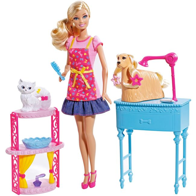 barbie veterinario