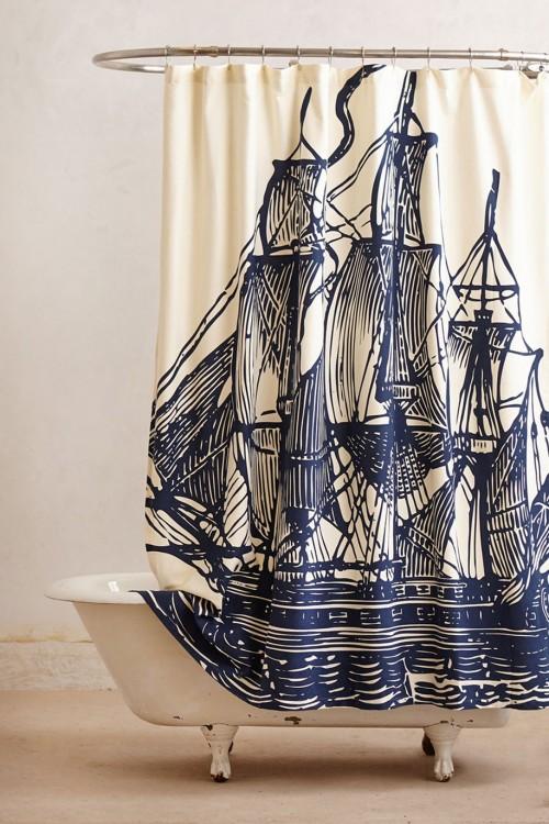 cortina barco pirata