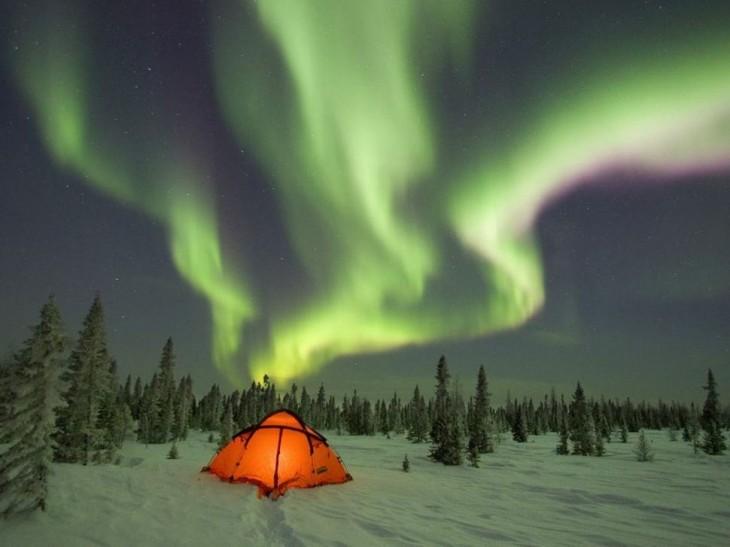 luces boreales