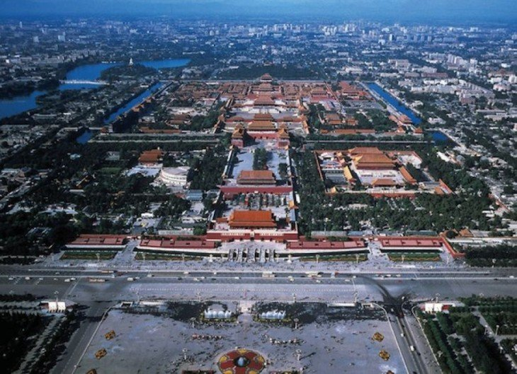 Ciudad prohibida, China