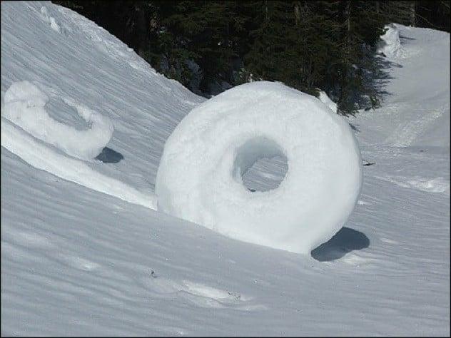 donas de hielo