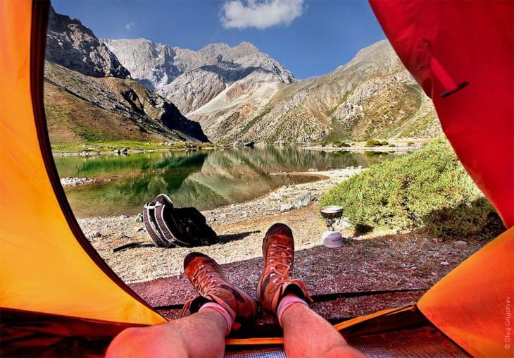 descansando en algo muddy atjikistan