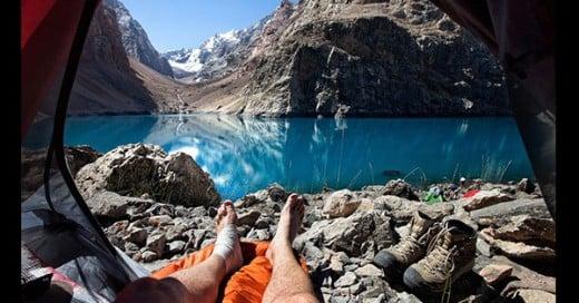 mejores lugares para acampar