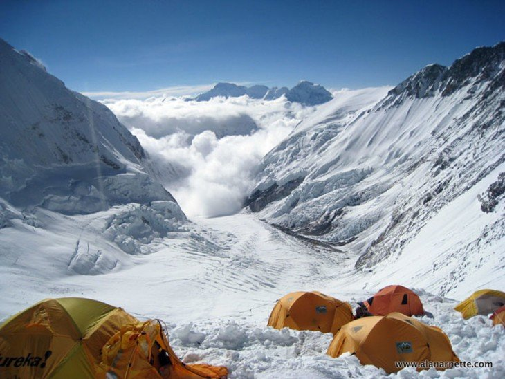 mount everest base camp nepal