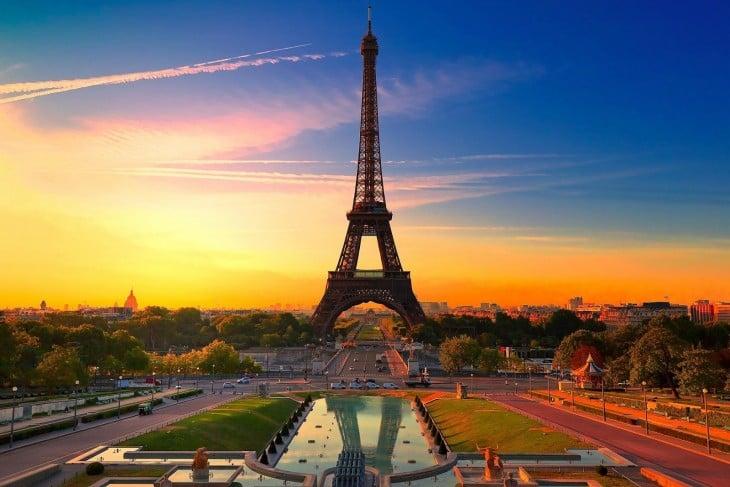 ciudad de paris en francia