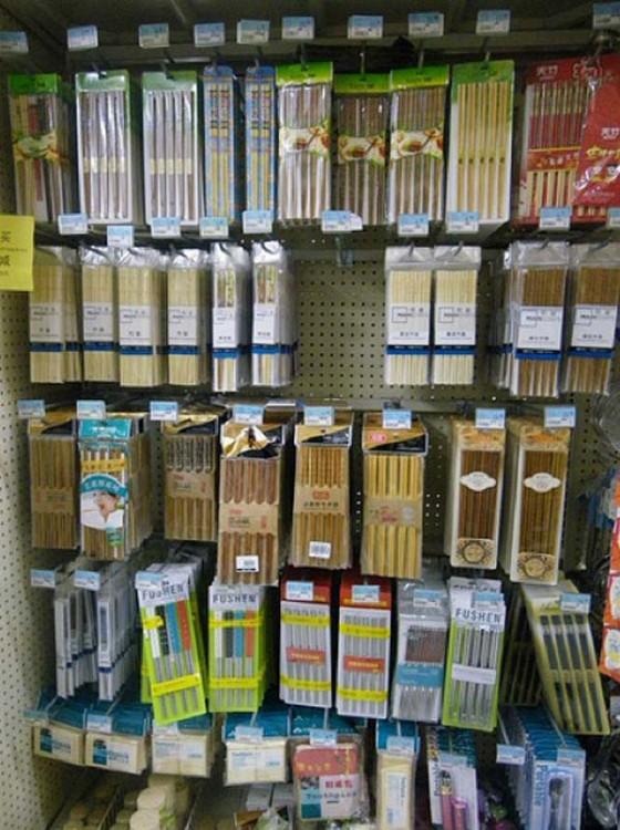 variedades de palillos
