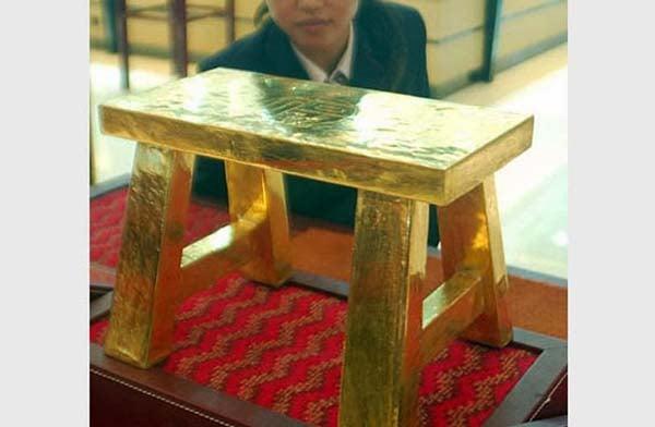 mesa de oro