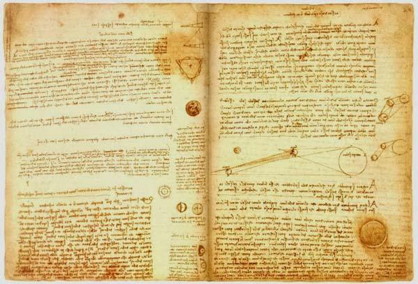 libro con anotaciones