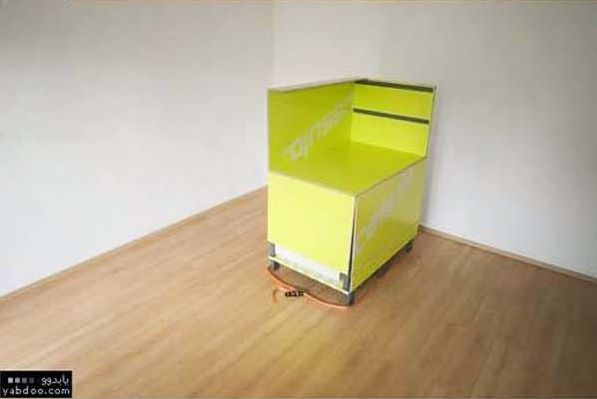 una caja