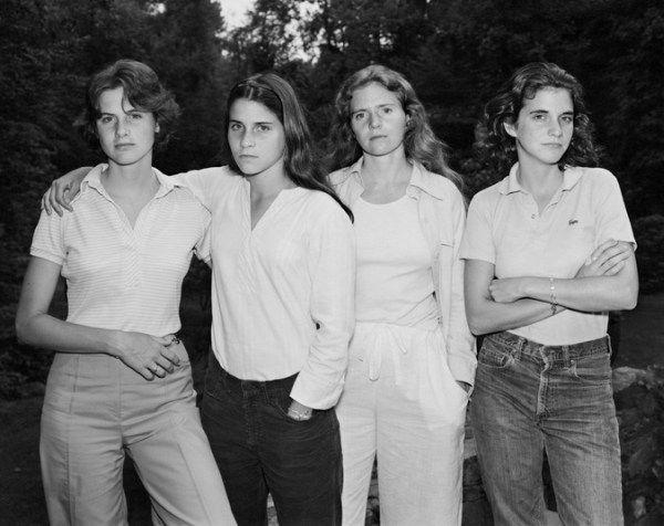 4 mujeres que son hermanas 1975