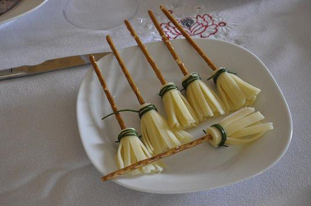 Ideas para crear comida creativa para fiestas de halloween - Ideas para halloween decoracion ...