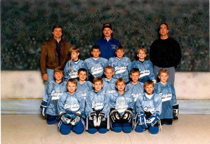 foto de equipo de futbol