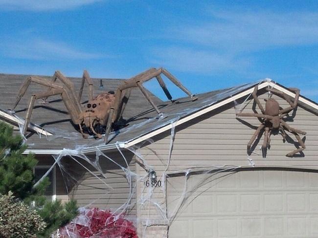 figuras de arañas gigantes