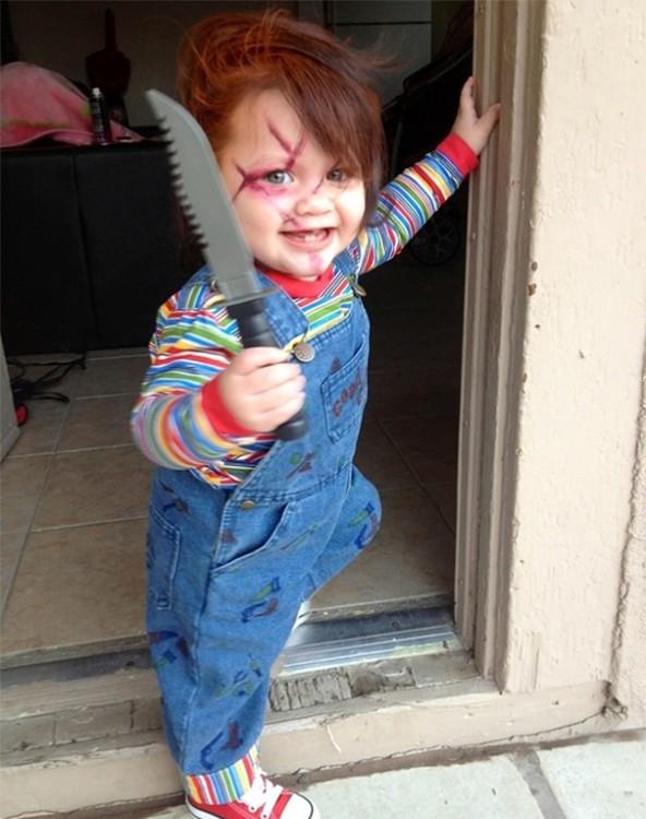 Chucky el muñeco diabolico