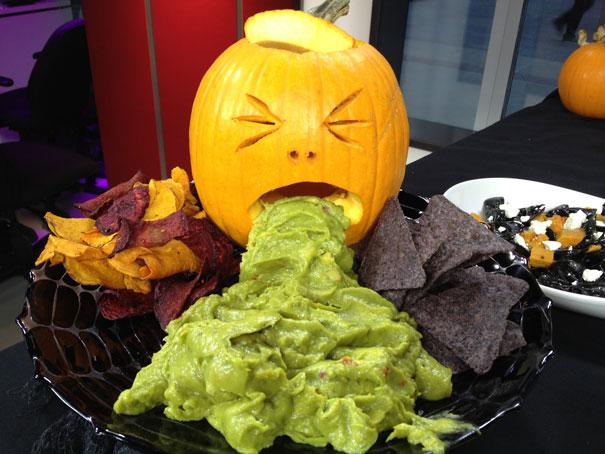 Ideas Para Crear Comida Creativa Para Fiestas De Halloween