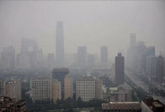 contaminacion a china
