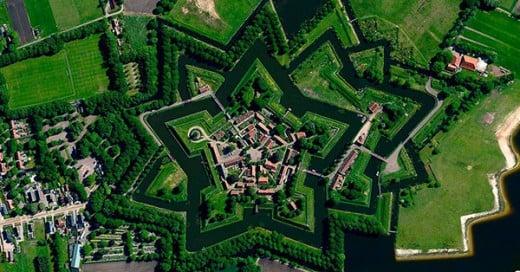 las fotos satelitales mas impresionantes del mundo