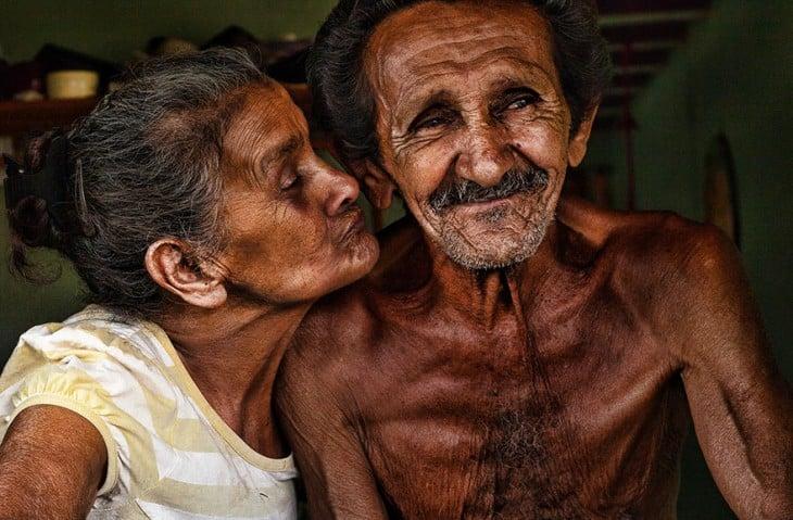 viejitos enamorados