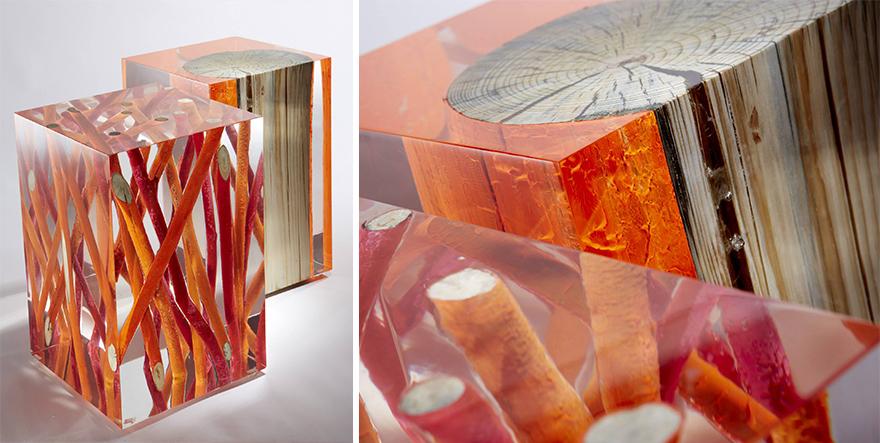 Impresionante 18 dise os de mesas que lucen fantasticas for Mesas diseno famosas