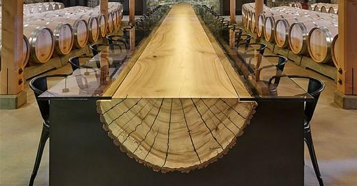 diseños increibles de mesas impresionantes