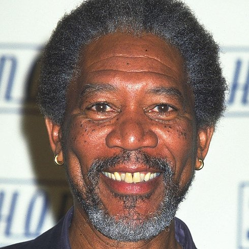 morgan freeman dentadura sin arreglar
