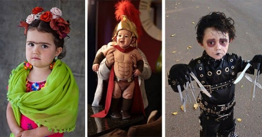 los disfraces de estos nios para halloween son simplemente increbles