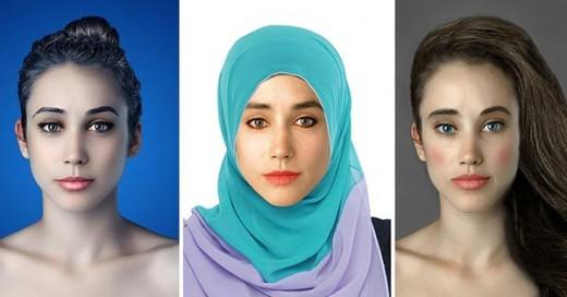 se photoshopea en 21 paises distintos