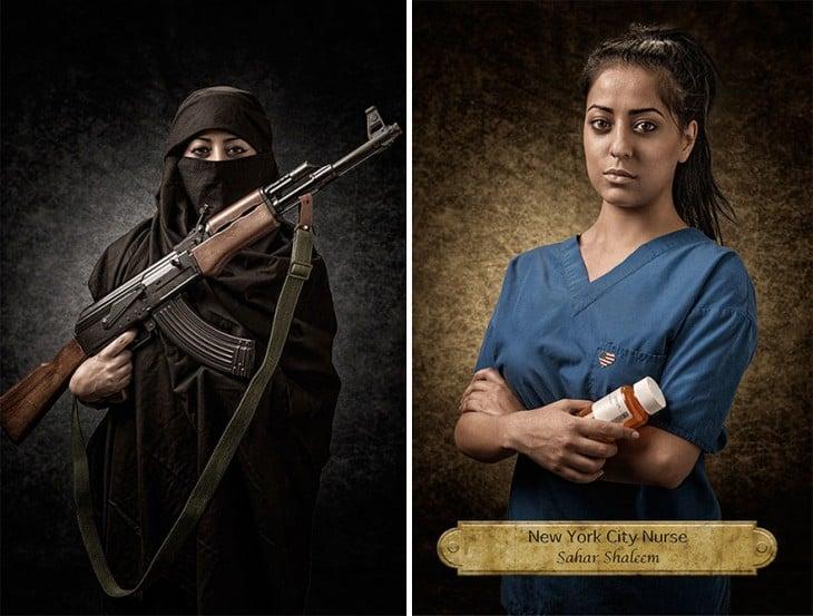 serie de fotografias sobre los prejuicios (1)