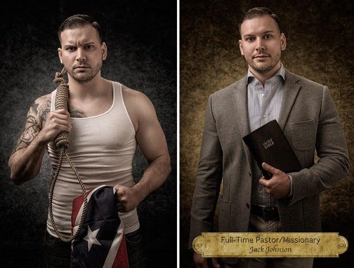 serie de fotografias sobre los prejuicios (3)