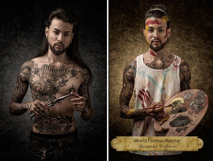 serie de fotografias sobre los prejuicios (9)