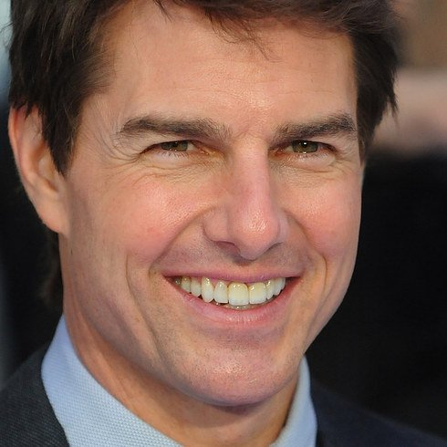 tom cruise dentadura arreglada