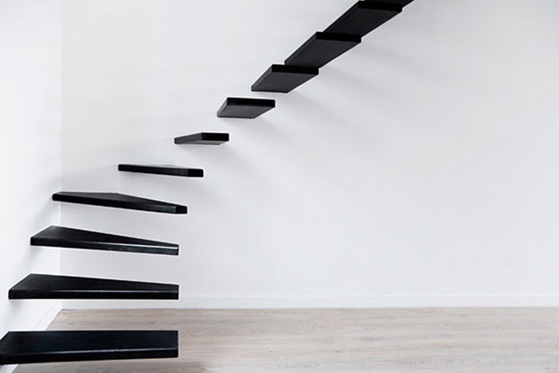 Las escaleras mas hermosas y creativas del mundo - Disenos de escaleras interiores fotos ...