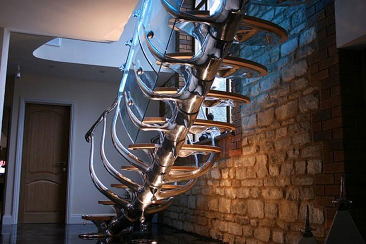 Escalera en Northampton