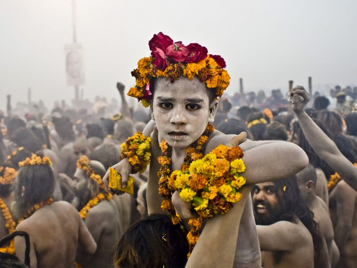 PEREGRINAJE, INDIA