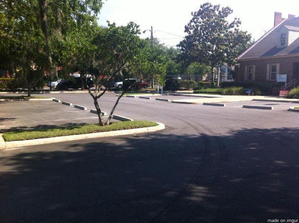 estacionamientos en la calle