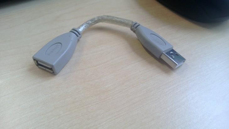 cables USB corto
