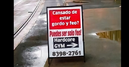 carteles mas ridiculos