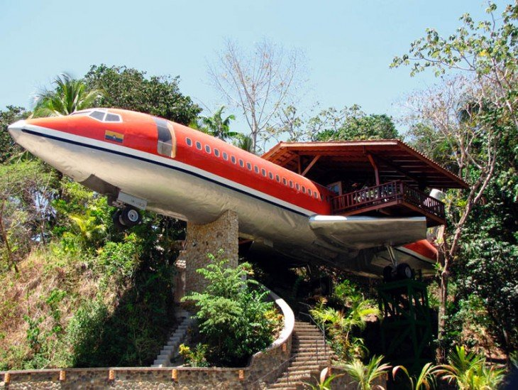 casasExtrañas avion Boeing 727