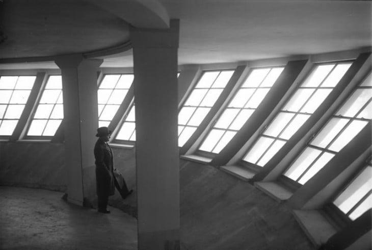 casasExtrañas (38) edificio esfera interior