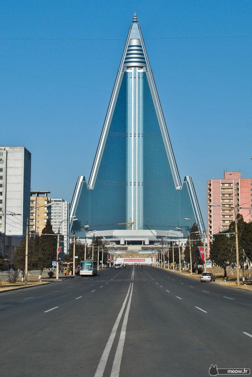 22. Hotel Ryugyong Corea del Norte