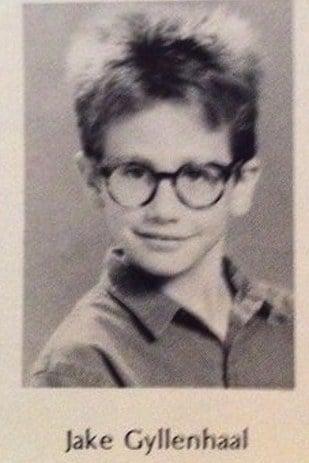 fotografia del anuario de jake gyllenhaal