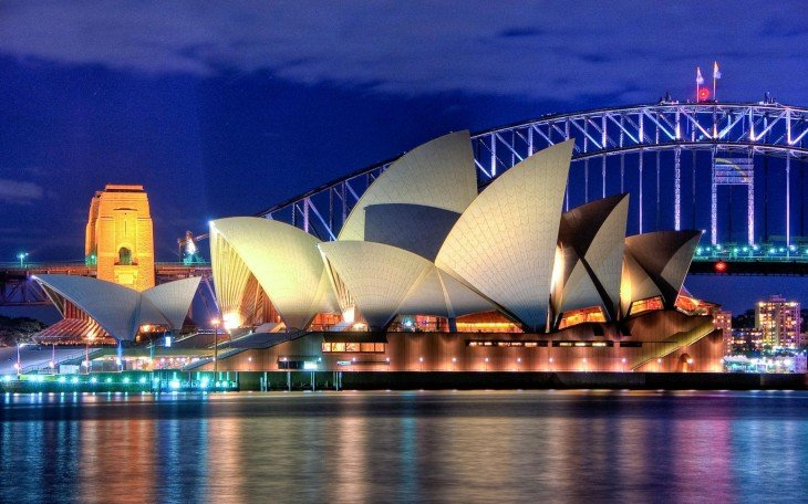 Casa de la ópera, Sydney, Australia