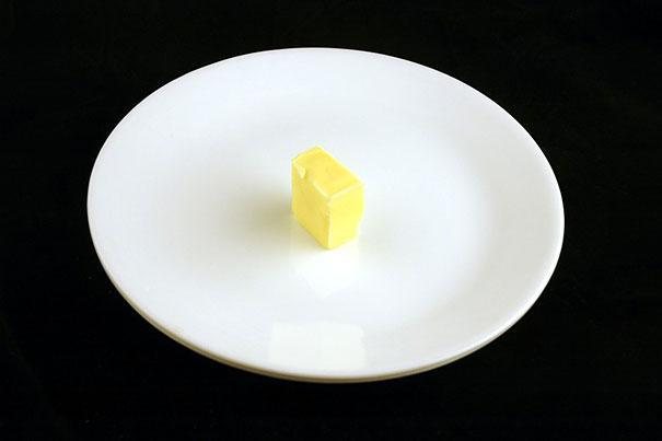 calorias en la manteca