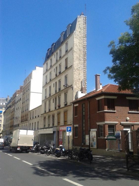 edificio plano mal planificado